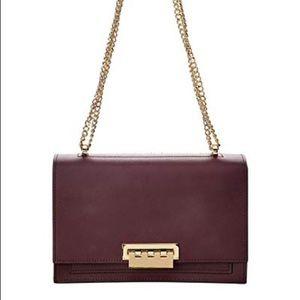 Zac Posen vineyard tote handbag in large size